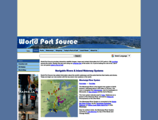 worldportsource.com screenshot