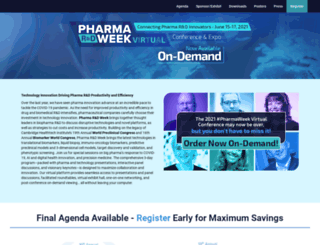 worldpreclinicalcongress.com screenshot
