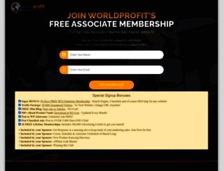 worldprofitassociates.com screenshot