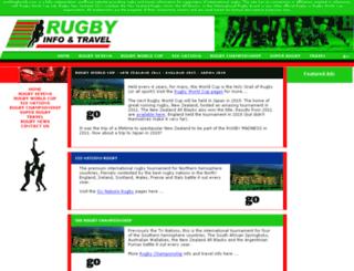 worldrugbyinfo.com screenshot