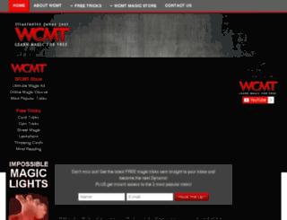 worldscoolestmagictricks.com screenshot