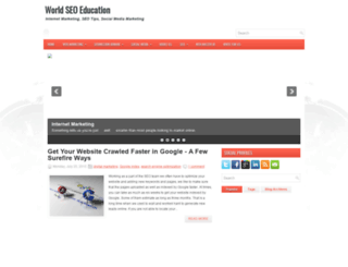 worldseoeducation.blogspot.in screenshot