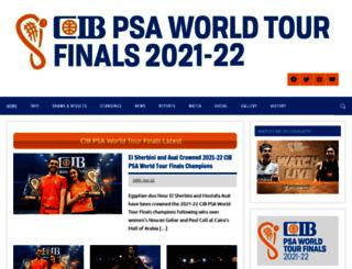 worldseriesfinals.com screenshot