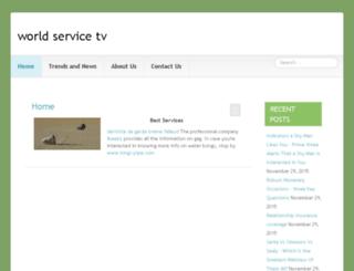 worldservicetv.com screenshot