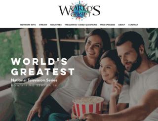 worldsgreatesttv.com screenshot