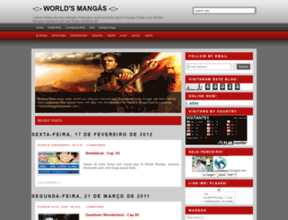 worldsmangas.blogspot.com screenshot