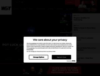 worldsnooker.com screenshot