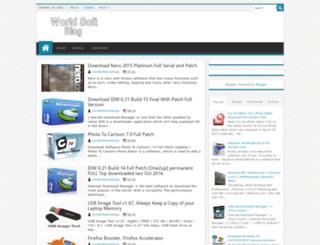 worldsoftwareblogs.blogspot.com screenshot