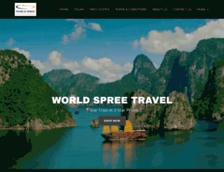 worldspree.com screenshot