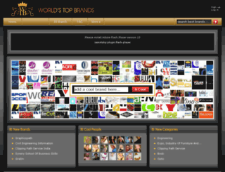 worldstopbrands.com screenshot