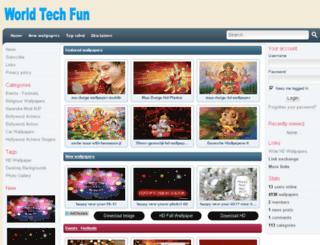 worldtechfun.com screenshot
