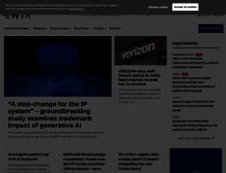 worldtrademarkreview.com screenshot