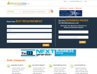 worldtradezone.com screenshot