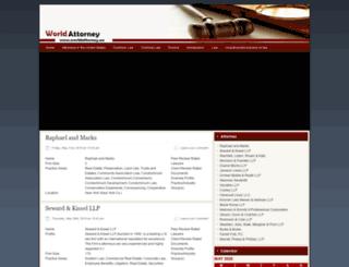 worldtravels.es screenshot
