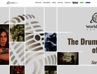 worldvoiceproject.com screenshot