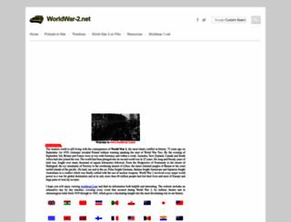 worldwar-2.net screenshot
