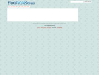 worldwebnet.info screenshot