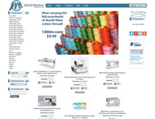worldweidner.com screenshot