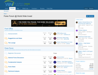 worldwide-invest.org screenshot