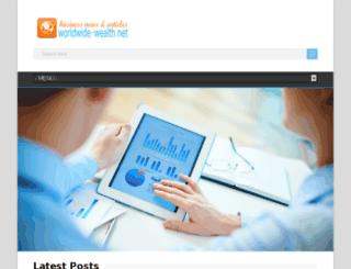 worldwide-wealth.net screenshot