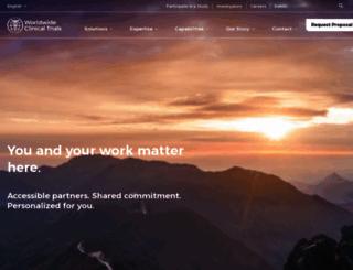 worldwide.com screenshot