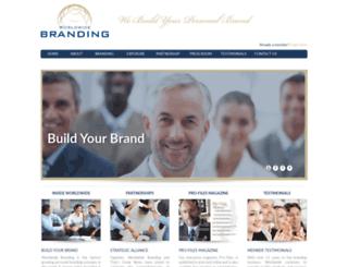 worldwidebranding.com screenshot