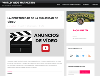 worldwidemarketing.es screenshot