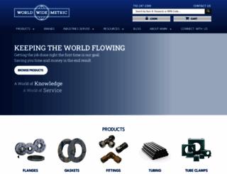 worldwidemetric.com screenshot