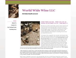 worldwidewineonline.com screenshot