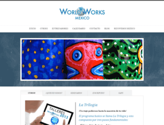 worldworksmexico.com screenshot