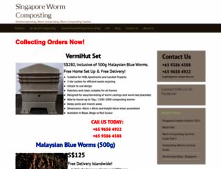 worm-compost-bins.com screenshot
