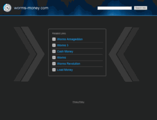 worms-money.com screenshot
