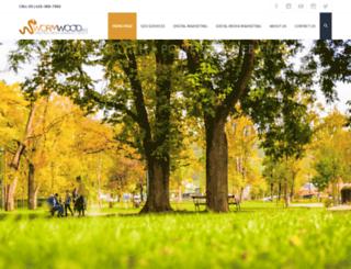 wormwoodseo.com screenshot