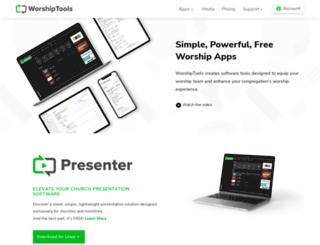 worshipextreme.com screenshot