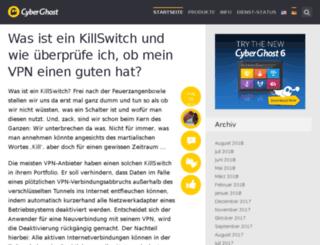 worthofprivacy.com screenshot
