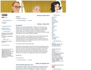 wortschnittchen.blogger.de screenshot