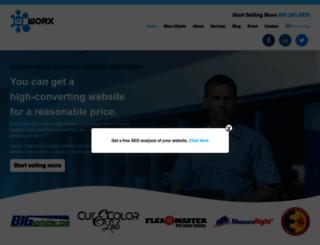 worxco.com screenshot
