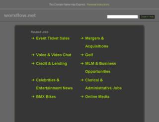 worxflow.net screenshot