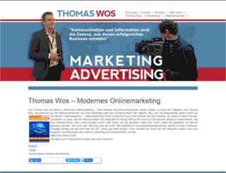 wos-marketing.de screenshot