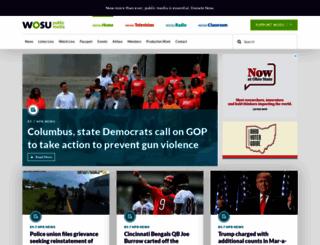 wosu.org screenshot