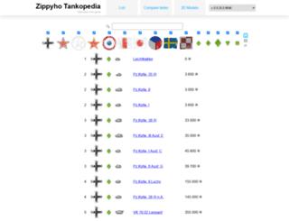 wot.zipek.cz screenshot