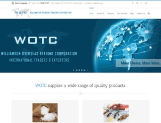 wotc.in screenshot
