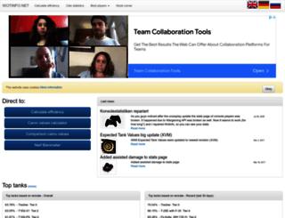 wotinfo.net screenshot