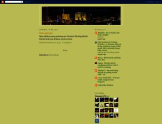 would-be-tales.blogspot.com screenshot