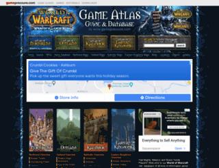 wow.gamepressure.com screenshot