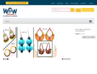 wowantiques.com screenshot