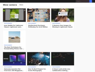 wowcamera.net screenshot