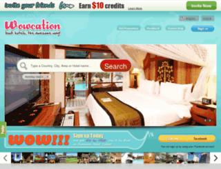 wowcation.com screenshot