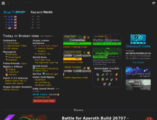 wowheadnews.com screenshot