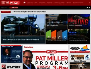 wowo.com screenshot